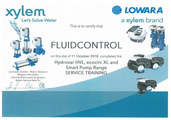 certyfikat fluidcontrol