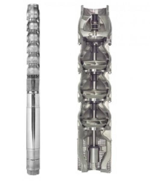 wielostopniowa pompa głębinowa serii Z